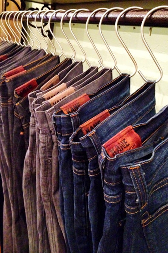 Organize Your Clothes 10 Creative And Effective Ways To Store And Hang Your Clothes: 14 Ways To Organize With S-hooks