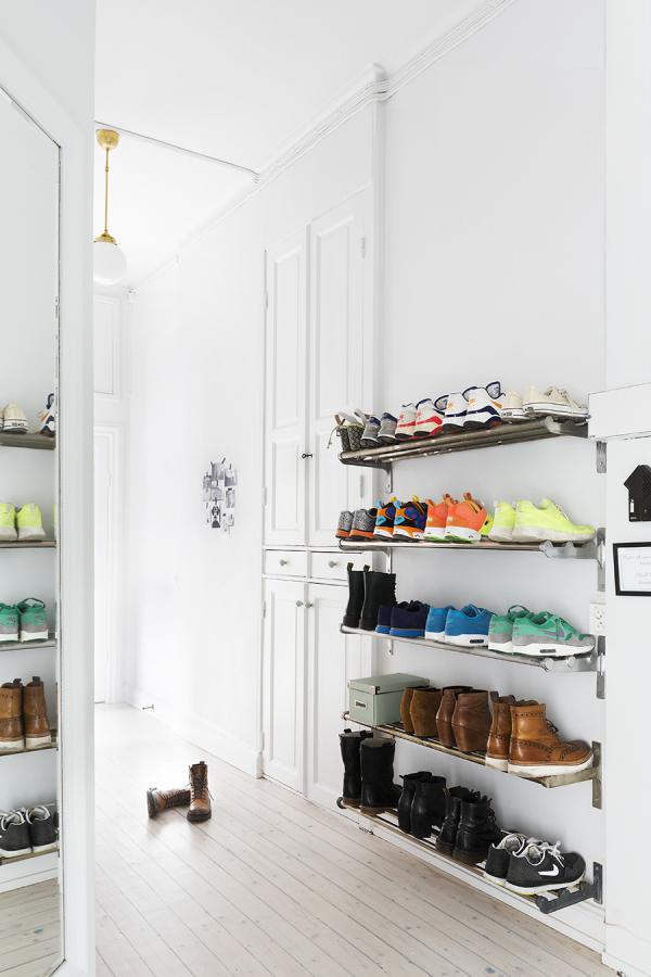 Shoe Storage Organized Closets Closet Organizing