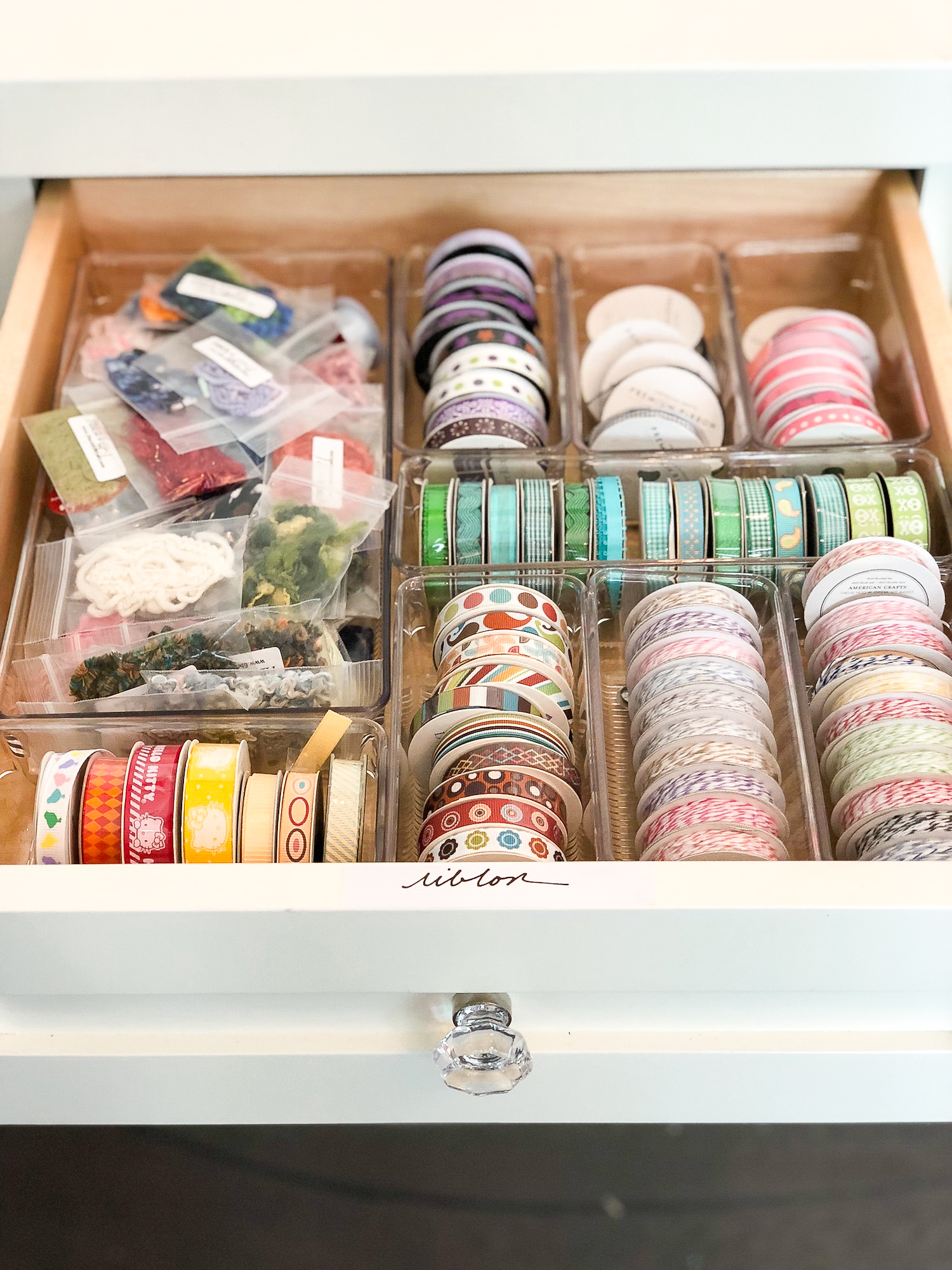 Art Supply organizer, Craft room storage, Craft room organization, Craft closet, Scrapbooking Organizing